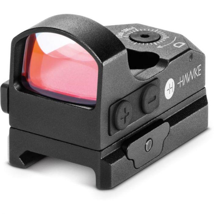 hawke micro reflex red dot